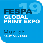 FESPA Global Print Expo 2019 14-17 May 2019 Munich, Germany