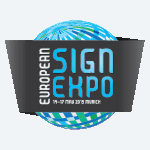 European Sign Expo 2019 14-17 May 2019 Munich, Germany